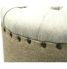 Country Ottomans Country Ottoman Burlap And Ottomans For Country
