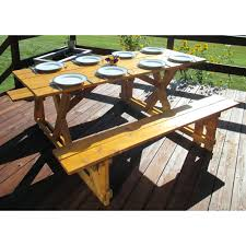 free octagon picnic table plans download image collections table