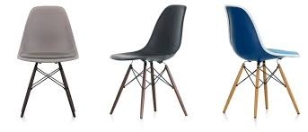 Eames Chair Vitra Eames Plastic Side Chair Dsw