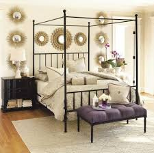 Wall Canopy Bed by Romantic Canopy Bed Ideas Inbuilt Drawer Luxurious Modern Bedroom