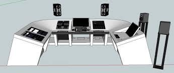 Music Studio Desk by John Sayers U0027 Recording Studio Design Forum U2022 View Topic Studio
