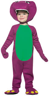 barney friends baby bop toddler costume barney costume
