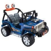 blue jeep power wheels wheels jeep wrangler 12 volt battery powered ride