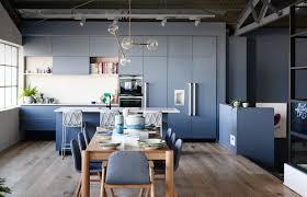 Vintage Blue Cabinets Kitchen Decorating French Blue Kitchen Ideas Modern Kitchen