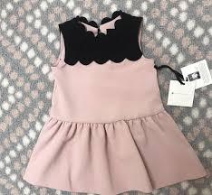 Target Toddler Bed Instructions Toddler Girls U0027 Blush Drop Waist Scallop Trim Dress Victoria