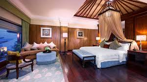 Bali Villa Lagoon Villa One Bedroom St Regis Bali Resort And New - Bali bedroom design