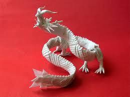 paper dragons paper origami urbanwildland 0b724d1d9096