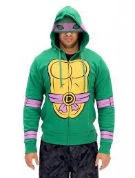 Wilfred Costume Tmnt Teenage Mutant Ninja Turtles Costume Zip Up Hoodie