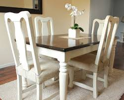 Redo Kitchen Table by 68 Best Update Table Images On Pinterest Home Painted Furniture