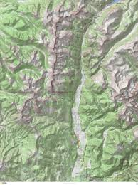 Topographical Map Of Colorado by Rocky Mountain National Park U0026 Indian Peak Wilderness Usgs Topo