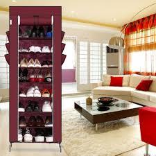 Closet Shoe Organizer by Closet Ideas Cool Shoe Organizer For Closet Shelves Shoe Storage