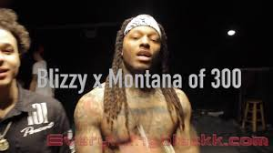 blizzy live in erie pa with montana of 300 youtube