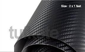 carbon design tufkote vinyl decal 3d carbon fiber twill weave matte design