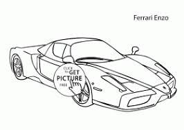 ferrari speed turbo coloring ferrari car coloring pages