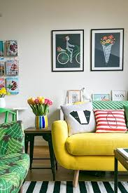 Best House Home Images On Pinterest Live Spaces And Home - Bright colors living room