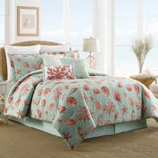 Coral And Teal Bedding Sets Buy Coral Comforter Sets From Bed Bath Beyond
