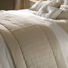 kylie at home yarona oyster bedding bed runner 45cm x 225cm