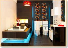 lighting design ideas modern bathroom lighting2 metal glass