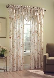 chantelle floral curtain panel curtain u0026 bath outlet