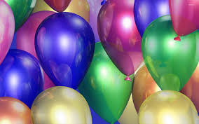 Colorful shiny balloons wallpaper  Photography wallpapers  24951