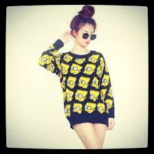 bart sweater bart the duriana