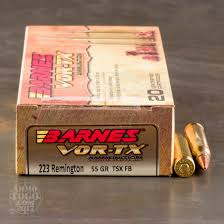 Barnes Xpb Barnes Ammo In Stock Rifle Rounds For Sale Now