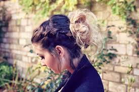 zoella autumnal hair u0026 makeup