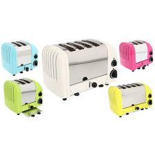 Duralit Toaster Classic Newgen 2 Slot Toaster Red