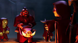 clash of clans hog rider clash of clans wallpapers hd backgrounds images pics photos
