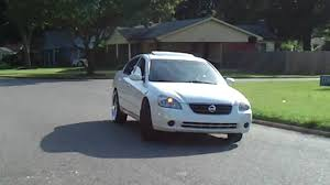 nissan altima 2005 with rims altima on 22s youtube