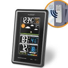 amazon com la crosse technology s88907 vertical wireless color
