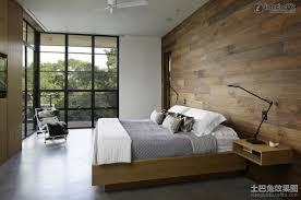 open views bedroom designs with wooden accent wall panels also