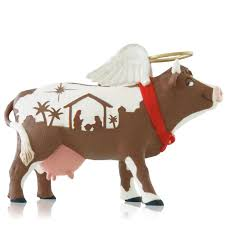 1 x holy cow 2014 hallmark keepsake ornament home