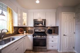 Shaker Kitchens Designs by Columbus Ohio Ice White Shaker Sembro Designs