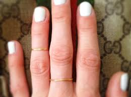 make gold rings images How to make a dainty gold ring snapguide jpg