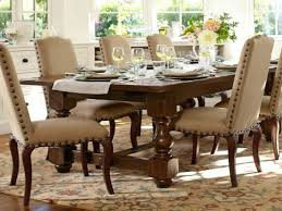 Broyhill Dining Room Sets Benchwright Fixed Pedestal Dining Table Pottery Barn Toscana