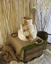 Wedding Cake Ideas Rustic Wedding Decoration Ideas Rustic Burlap Wedding Decorations With