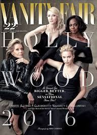 Vanity Fair Dubai Vanity Fair Puts All Women On Cover Of Annual Hollywood Issue Go