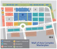 mall of asia floor plan sm shore residences at mall of asia complex