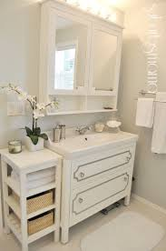 using ikea kitchen cabinets in bathroom best 25 ikea bathroom shelves ideas on pinterest hanging
