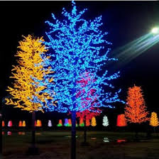 5 led maple tree decorative led trees