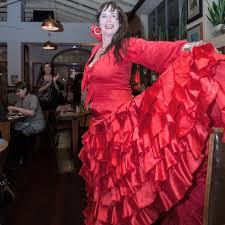 maria elena flamenco dancer flamenco guitarist auckland pme