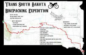 beulah dakota map trans south dakota bikepacking expedition bikepacker
