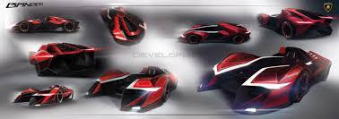koenigsegg prestera the 2030 lamborghini bandido concept envisions the electric