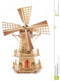 windmill ornament stock image image of white toot 15901571