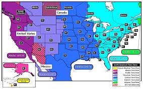 us map divided by time zones david burch navigation timekeeping in navigation and weather