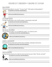 What Time Is It Worksheet Anger Management Worksheet Music City Counselor