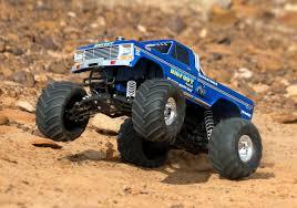 bigfoot 5 monster truck toy bigfoot no 1 u2013 the original monster truck u2013 ford f 100 1 10