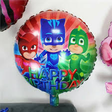 pj mask birthday party decorations decor 2017