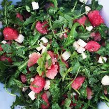 barefoot contessa arugula salad arugula watermelon and feta salad recipe watermelon salad